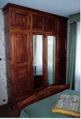 Chambre coucher blog de menuiseriejux for Modeles de placards de chambre a coucher