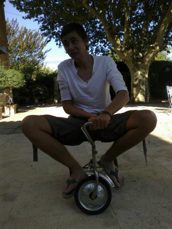 Sur m@ biciclette ♥