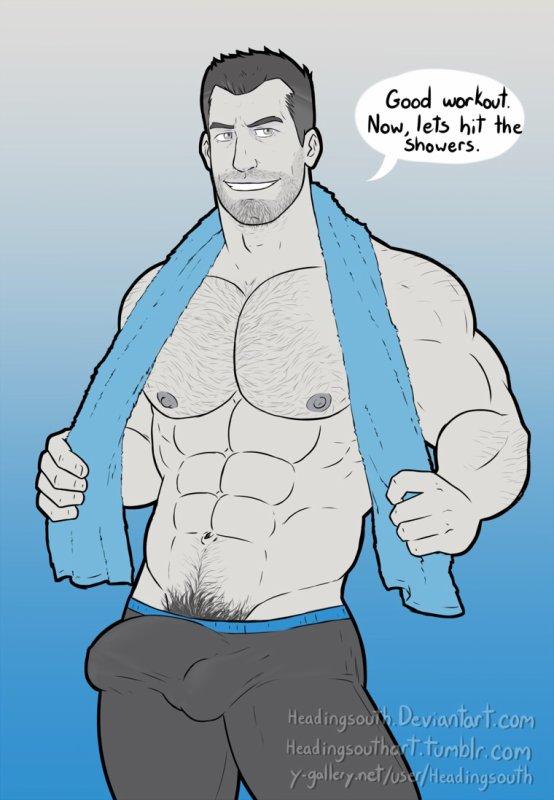 Le Wii Fit Entraîneur va prendre une douche ! <3