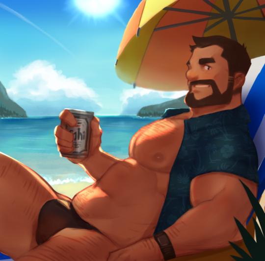 L'été me manque... Pas vous, les gars ? Passez une bonne semaine ! <3