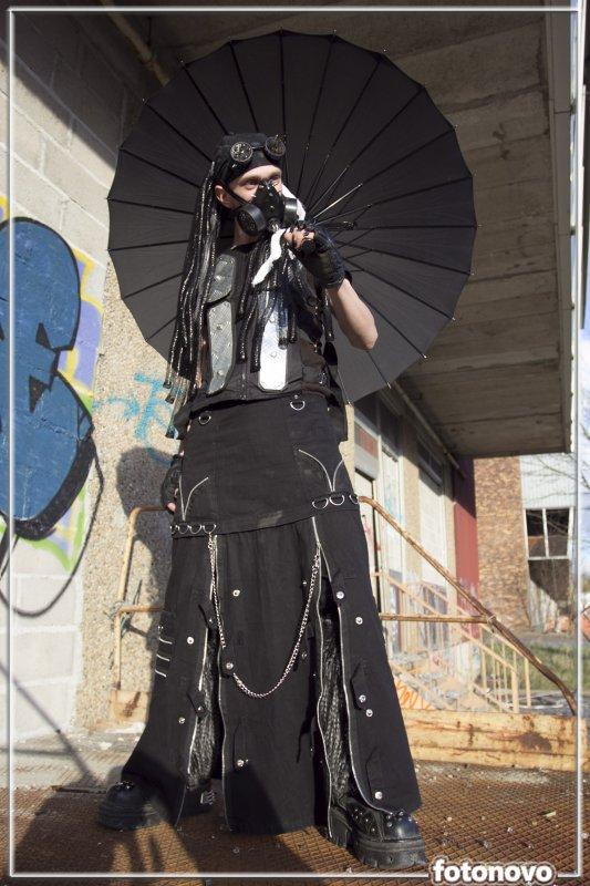 Le Style Cyber Gothique