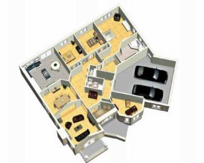 Maison De Reve Plan plan maison de reve
