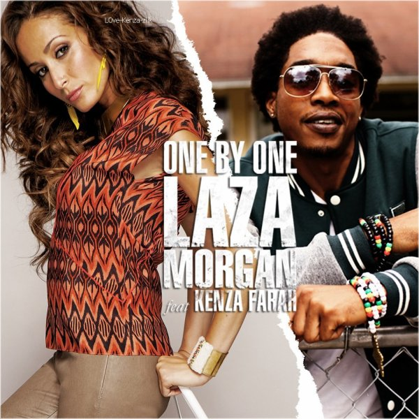 "Laza Morgan et Kenza Farah / "" I believe, you and me we're faalling in loove "" ♪ ♥ - One by One (2012)"