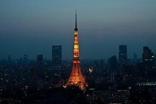 東京タワー ( Tokyo Tower )