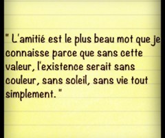 Petite Citations