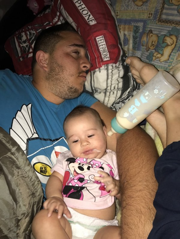 Ma fille et son père