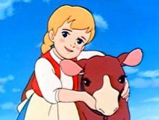 Cathy La Petite Fermiere 1987 Un Retour En Enfance