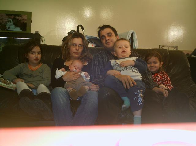 Ma pitite famille