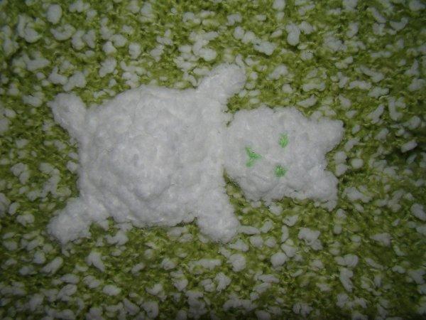 tricot pour ma petite puce