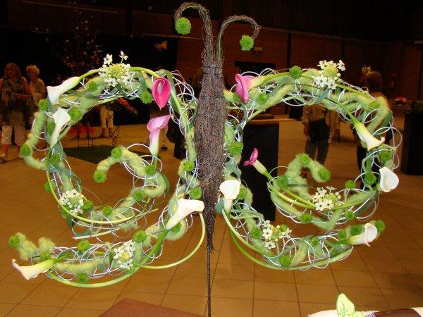 art floral de quevaucamps