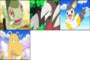 ♧ Pokémon - Fiche Technique - Saisons Black & White ♧