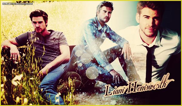 ▪ ▪ ▪ Bienvenue sur ta source pour suivre toute l'actualité du Sexy Liam Hemsworth !