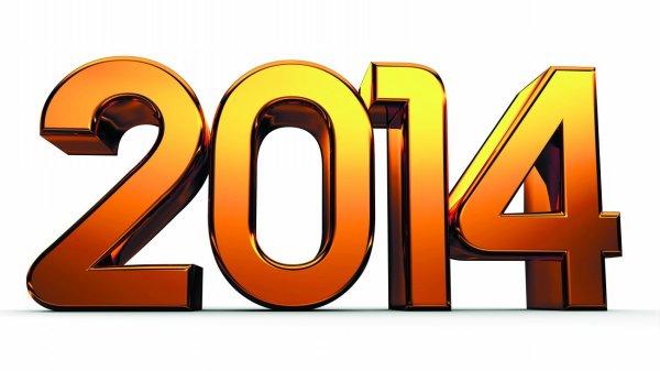 Adieu 2013 ... Bonjour 2014 !