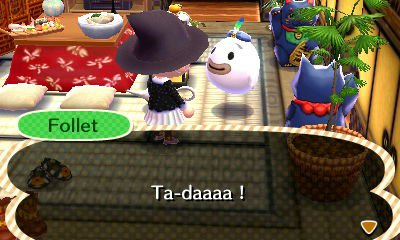 Mise à jour Animal Crossing New Leaf