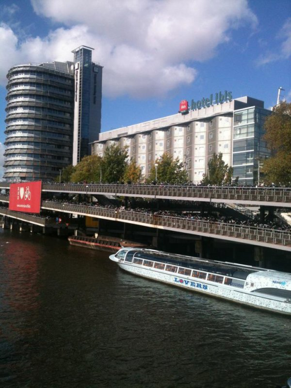 Amsterdam - Hotel !