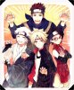 Fan-Fiction: Le clan Uchiha