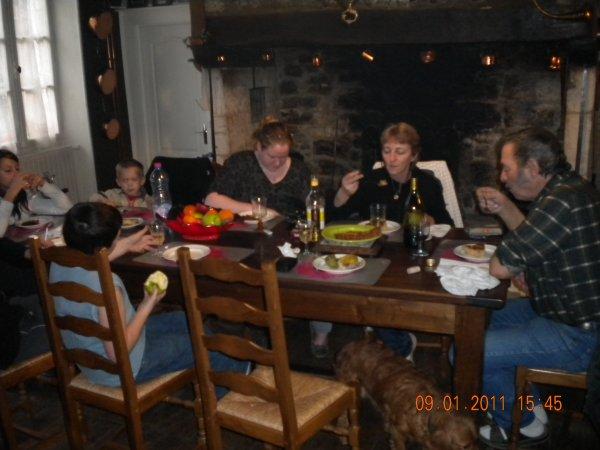 dimanche 09 janvier 2011 15:45