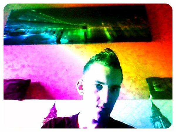 Ma vie sous la couleur du LGTB