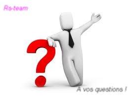 ☆ Foire aux questions ! ☆