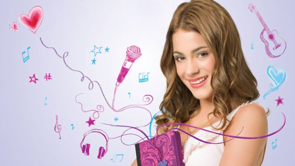 Bienvenue sur le blog officiel de Violetta