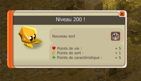 Enu Up lvl 200 !