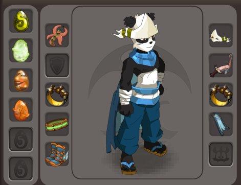 Nouveau Cac Panda et Zobal