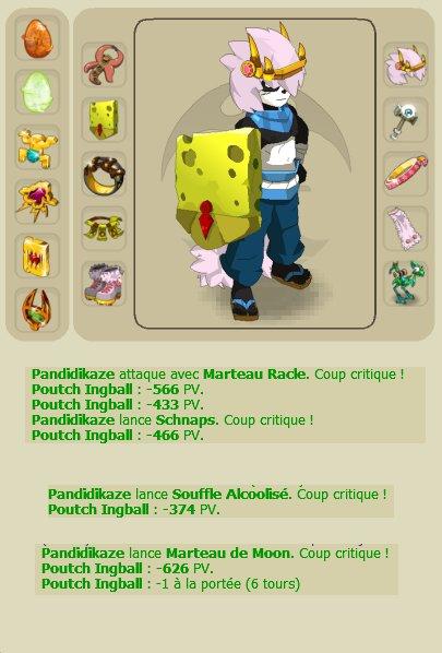 Panda Full fuji et record de temps tengu / fuji