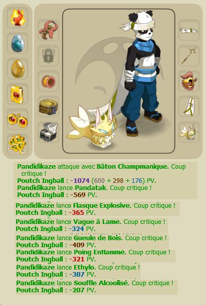 Nouveau Stuff PvM du Panda