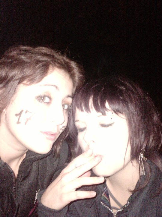 Laura et moi