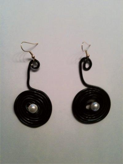 Boucles d'oreilles #1