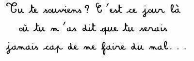 « JE VOUS BAISE AMICALEMENT.♥»