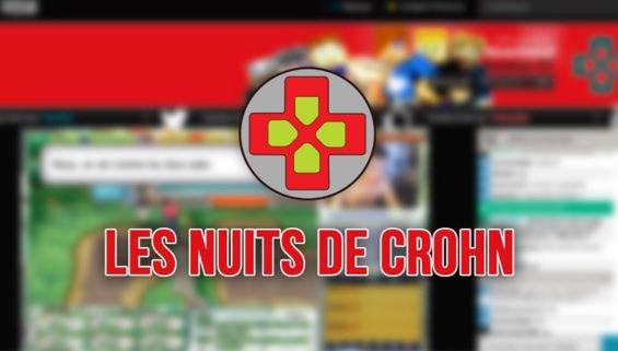 Les Nuits de Crohn - Combattons la maladie ensemble !