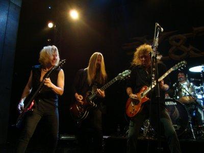 Y&T Live le 19-10-11