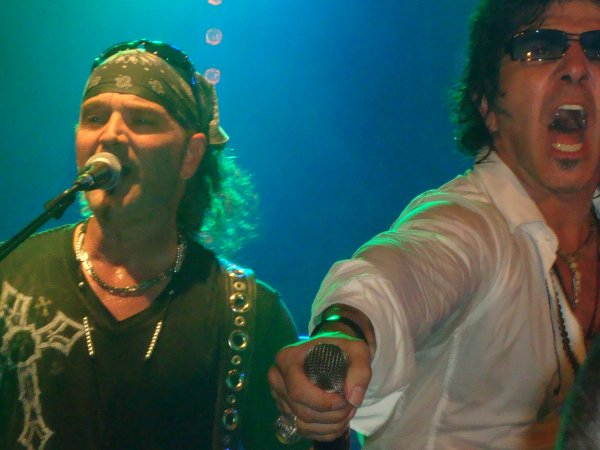GREAT WHITE 12/10/12 ....... Photos du concert ...