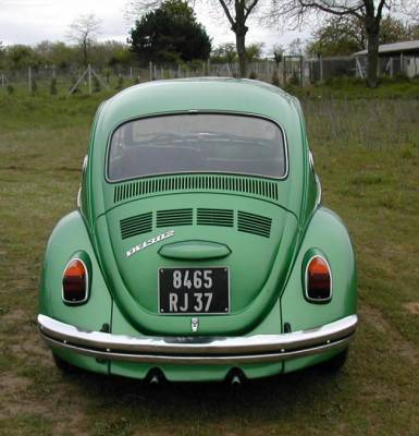 coccinelle volkswagen 1302