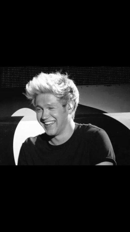 Qu'est ce qui te fait rire Niall ?