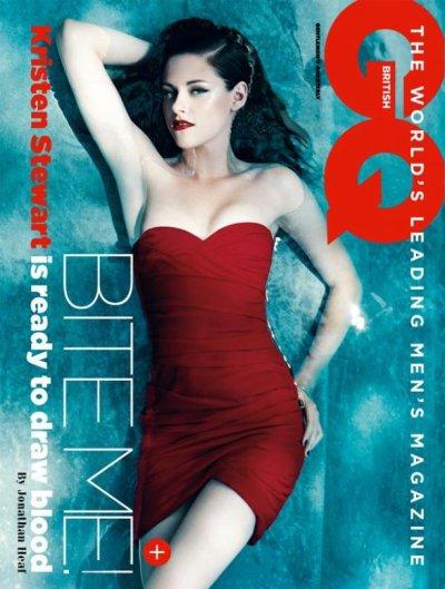 Kristen Stewart : Femme la plus sexy en 2011 ?