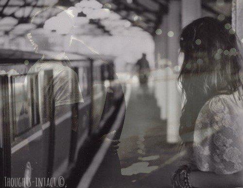 Notre amour était éphémère, mais nos ruines seront éternelles.