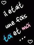 Un amour....