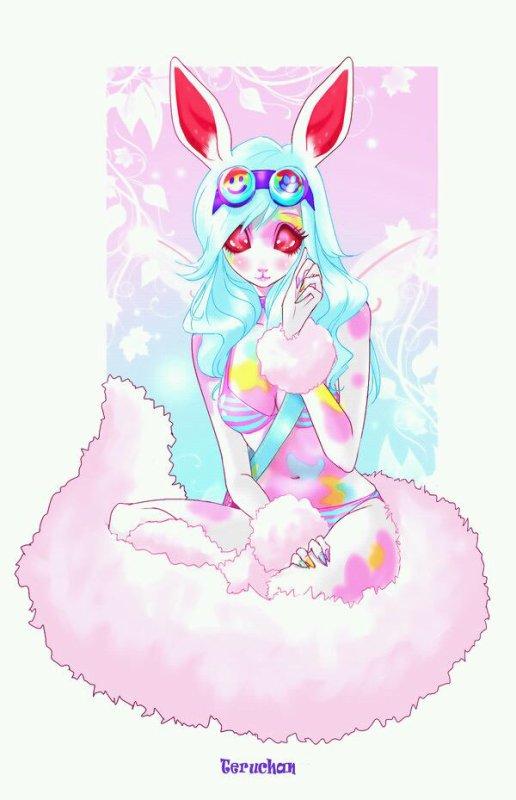 La lapine rêveuse