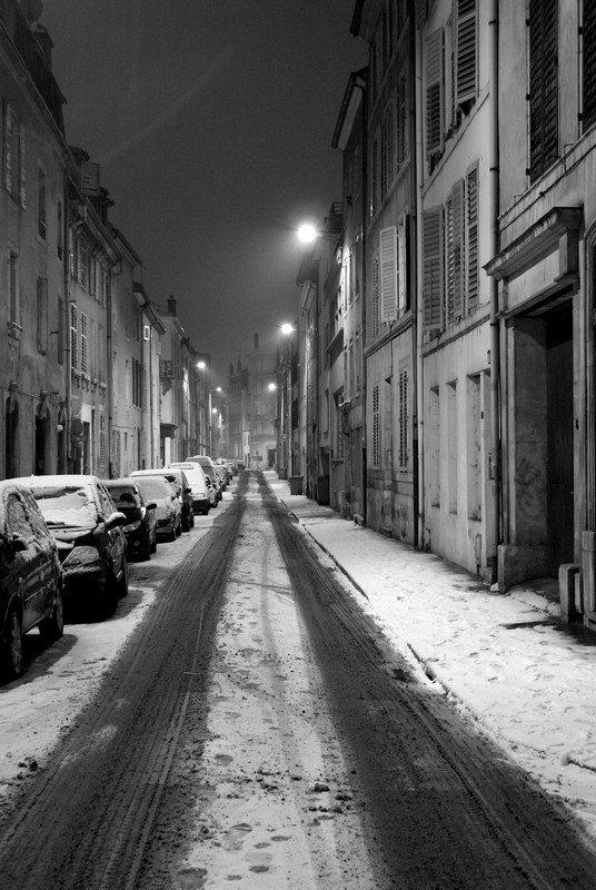 "OS - "" Flocon de neige """