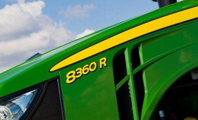 new jd 8360r