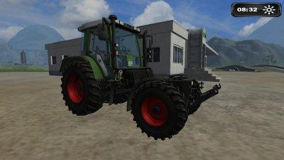 new fendt 380gta turbo avc fourche comunal
