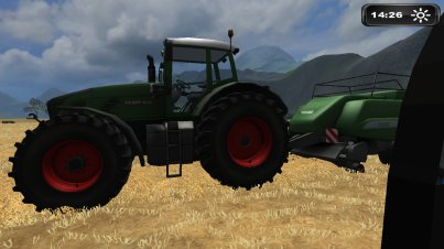 new mods fendt