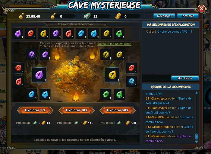 La Cave Mystérieuse