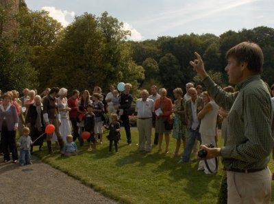 4 septembre 2010, réunion de la famille de Bie