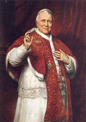 5. Le Pape Pie IX