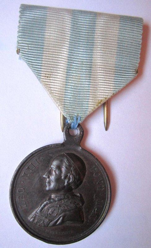 Médailles Mentana et Bene Merenti