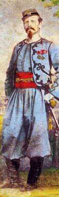 Le Général Baron de Charette