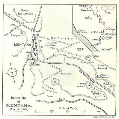 Bataille de Mentana